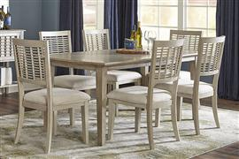 Ocala 7-Piece Extension Rectangle Dining Set