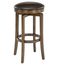 Brendan Backless Swivel Counter Stool