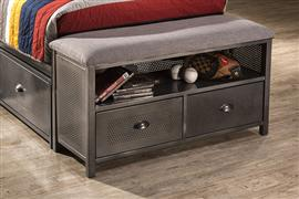 Urban Quarters Footboard Bench