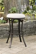 Bryce Backless Indoor/Outdoor Counter Stool