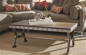 Paddock Coffee Table - CTN B - Base only