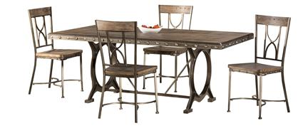 Paddock 5-Piece Rectangle Dining Set