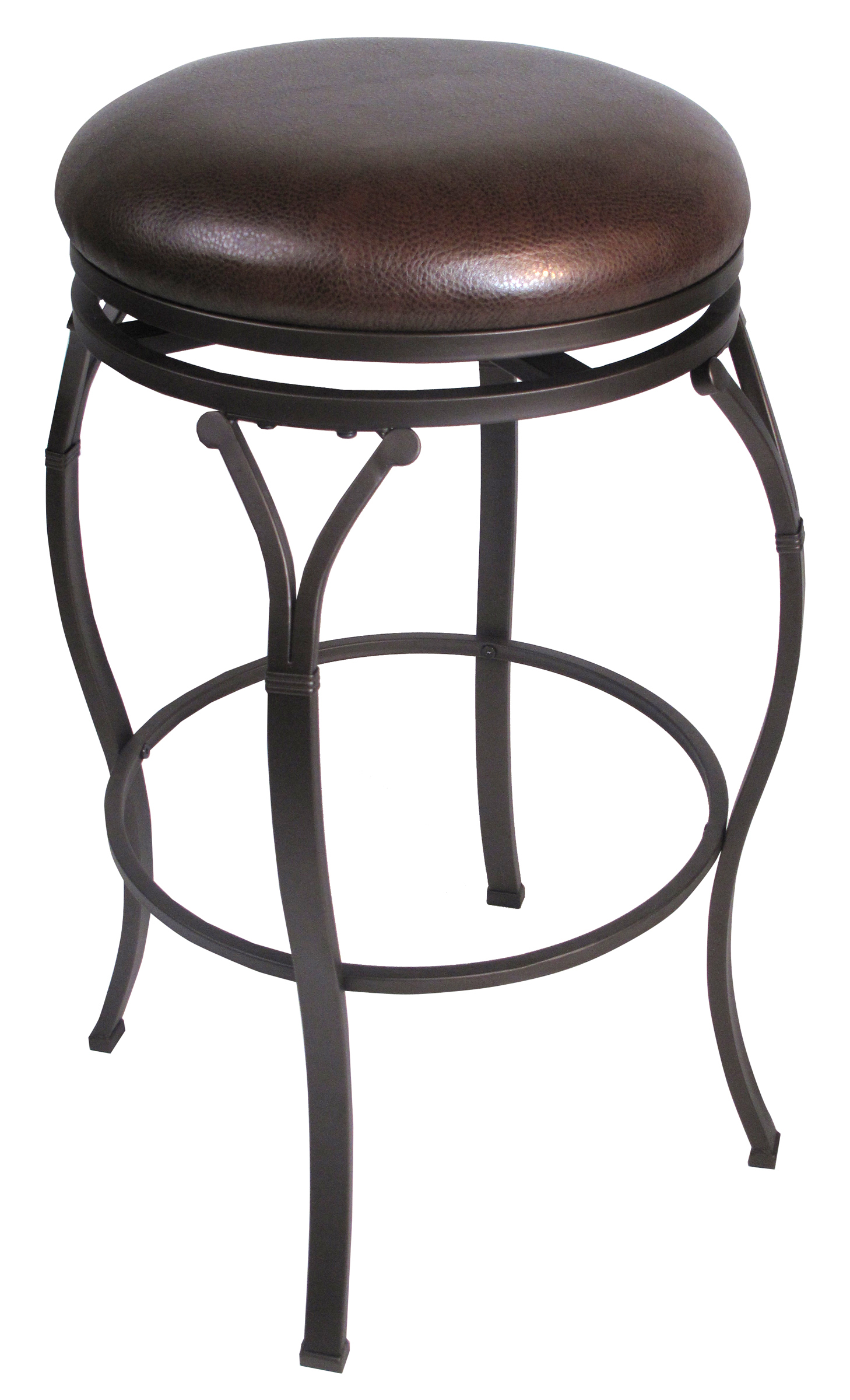 black hillsdale stools p stool swivel backless textured furniture bar ottomans kelford