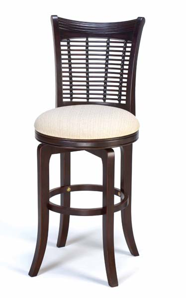 Bayberry Swivel Barstool